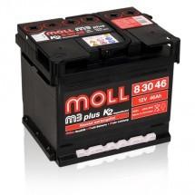 MOLL M3 plus K2 46 Ah Accu