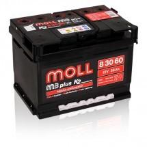 MOLL M3 plus K2 60Ah Accu