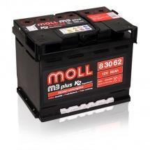 MOLL M3 plus K2 62Ah accu