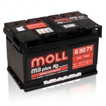 MOLL M3 plus K2 71Ah accu