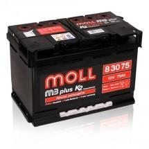 MOLL M3 plus K2 75Ak accu