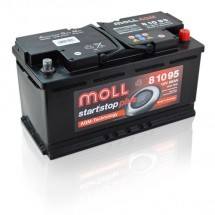 Moll AGM 95Ah Accu
