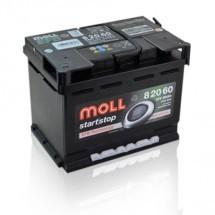 Moll EFB 60 Ah