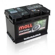Moll EFB 70Ah Accu