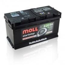 Moll EFB 95Ah Accu